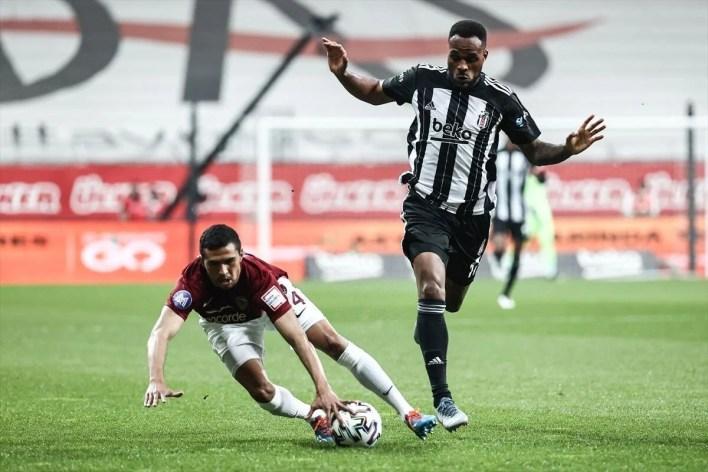 7-goal victory over Besiktas - 2