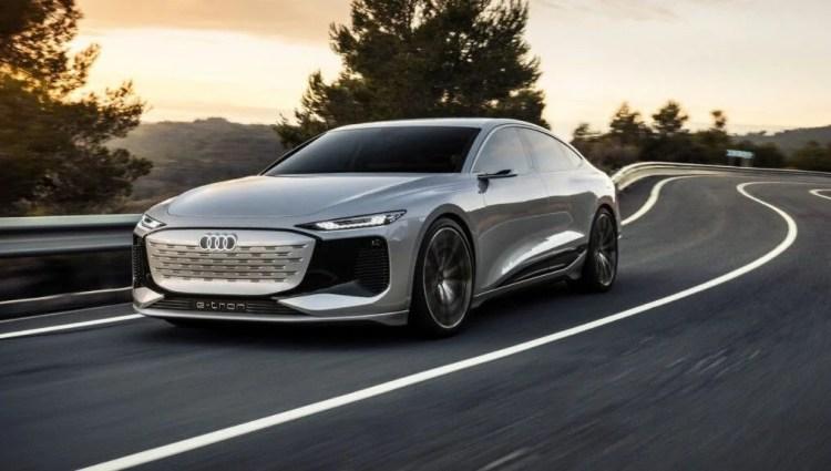Audi'den elektrikli sedan konsepti: A6 E-Tron