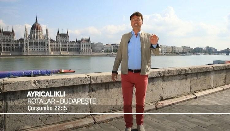 Ayrıcalıklı Rotalar Budapeşte'de