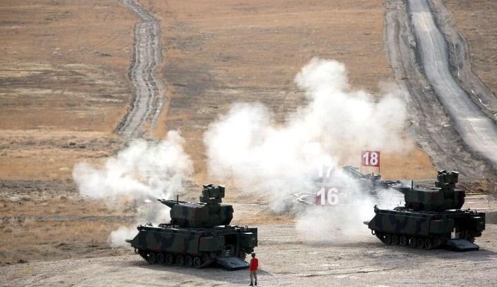 Türkiye'nin ilk silahlı insansız deniz aracı, füze atışlarına hazır - 50