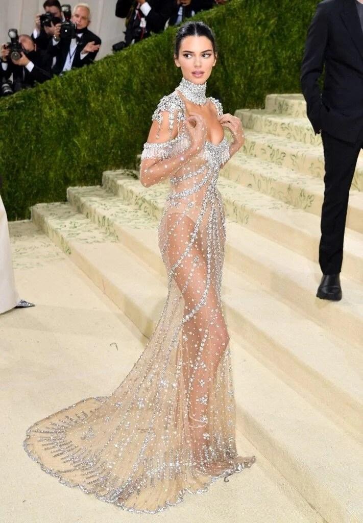 2021 MET Gala'nın en ilginç kıyafetleri - 33