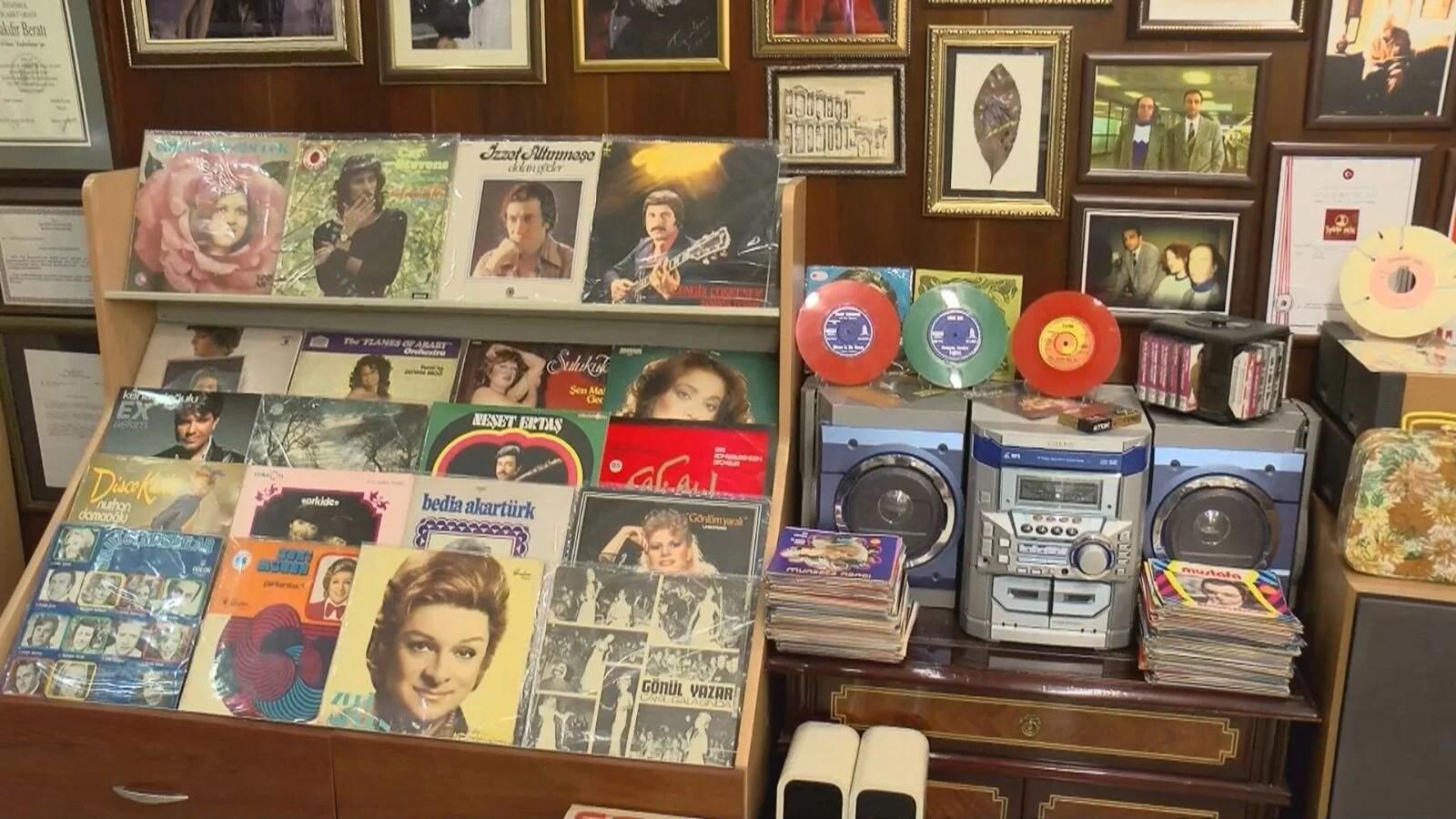 Eski albümler yeniden basıldı: Unkapanı Plakçılar Çarşısı tekrar hareketlendi - 5