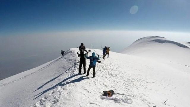 Ağrı Dağı'nda dağcıların en büyük yardımcısı: Türkiye'nin yerli 'şerpa'ları - 11