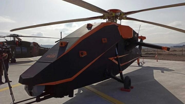Türkiye'nin ilk silahlı insansız deniz aracı, füze atışlarına hazır - 16