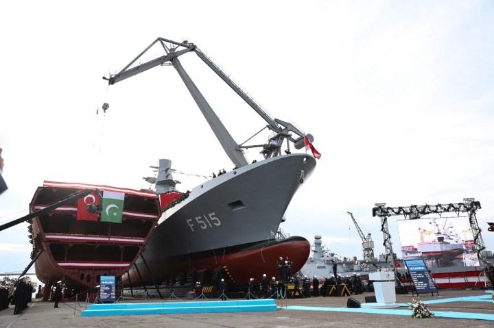 Türkiye'nin ilk silahlı insansız deniz aracı, füze atışlarına hazır - 34