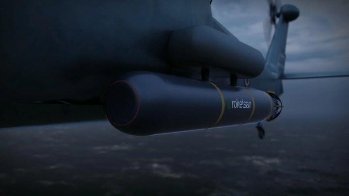 Türkiye'nin ilk silahlı insansız deniz aracı, füze atışlarına hazır - 41