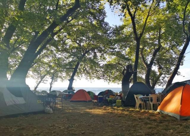 İstanbul çevresindeki en iyi kamp alanları - 38