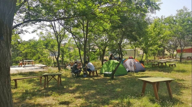 İstanbul çevresindeki en iyi kamp alanları - 25