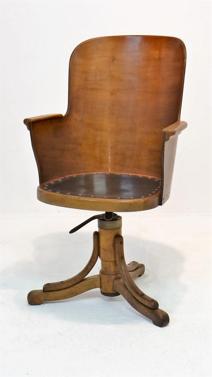 art deco office chairs art deco mahogany framed office chair