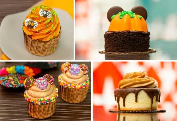 Fall Desserts at Disney's All-Star Resorts