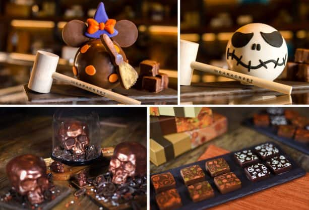 Fall Desserts at The Ganachery at Disney Springs