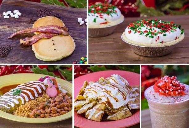 Holiday Treats at Disneyland Park for 2018 Holidays at Disneyland Resort