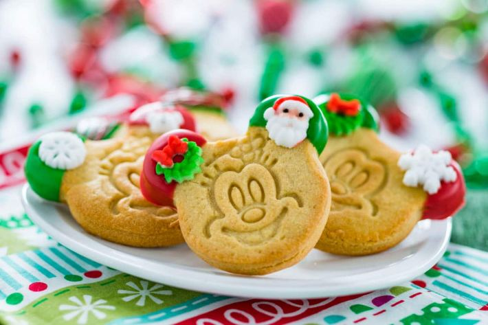 Mini Shortbread Cookies for Flurry of Fun at Disney's Hollywood Studios