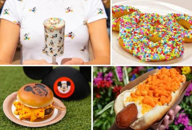 Mickey's 90th Birthday Offerings at Magic Kingdom Park