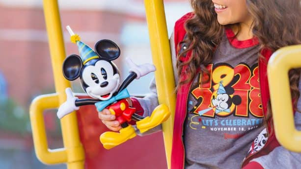 Mickey Mouse Sipper for Mickey's 90th Birthday at Disneyland Resort