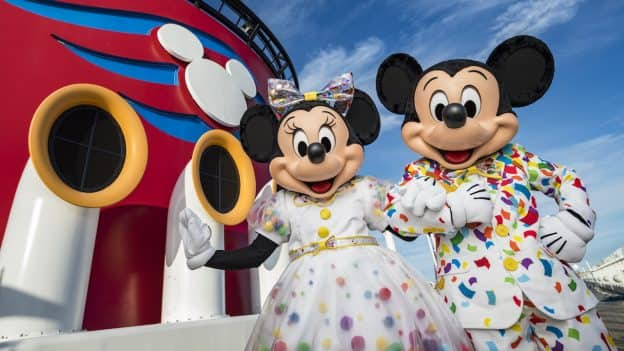 Celebrate 90 Years Of Mickey Mouse On Disney Cruise Line Disney Parks Blog