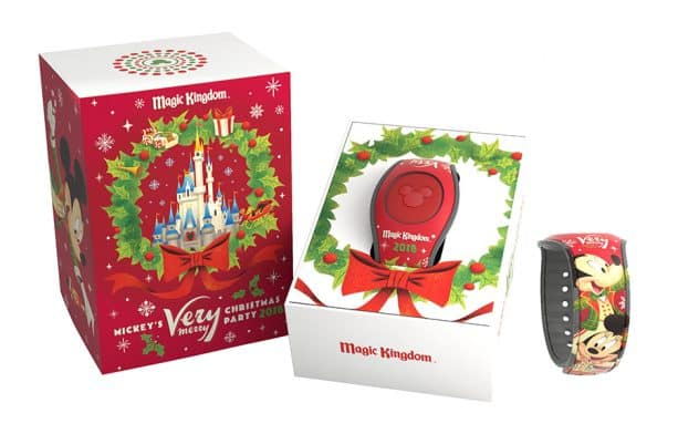 Mickey's Very Merry Christmas Party MagicBands
