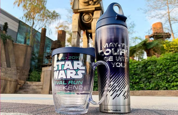 Star Wars runDisney merchandise