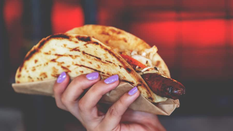 Ronto Wrap from Ronto Roasters at Star Wars: Galaxy's Edge