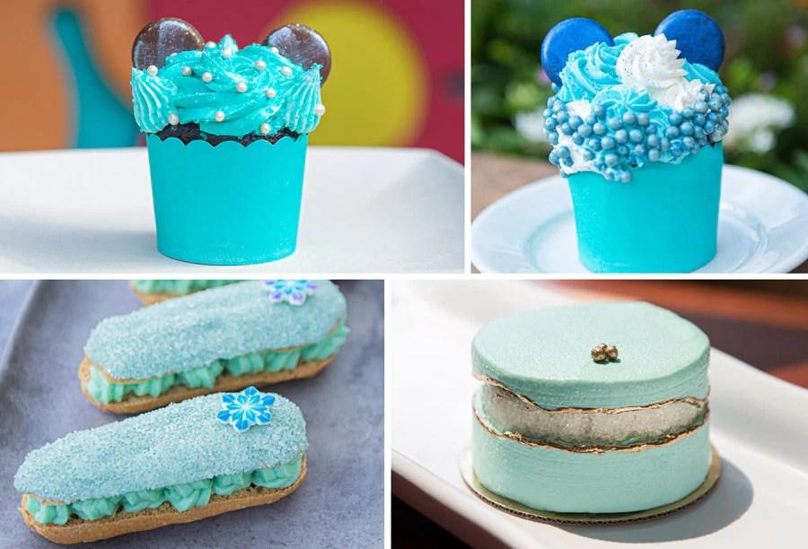 Arendelle Aqua Offerings at Walt Disney World Resort Hotels