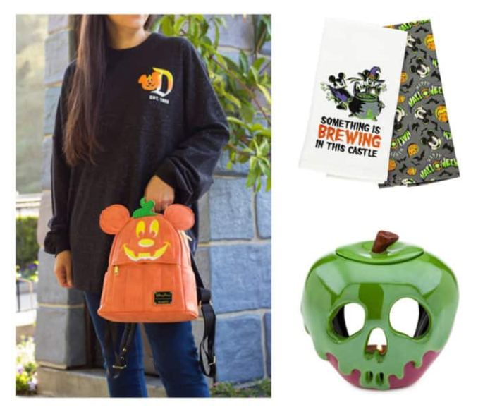 Special Halloween-themed Merchandise found at Downtown Disney District at the Disneyland Resort