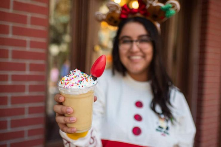 Deck the Halls from Cosmic Ray's Starlight Café for Mickey's Very Merry Christmas Party at Magic Kingdom Park