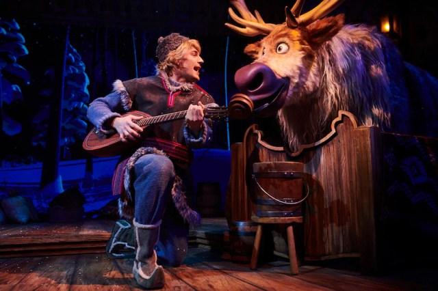 Frozen: A Musical Invitation at Disneyland Paris