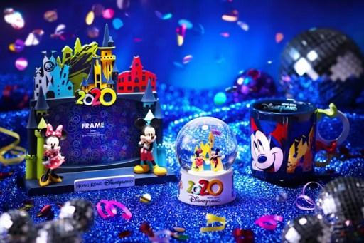 Hong Kong Disney 2020 collections