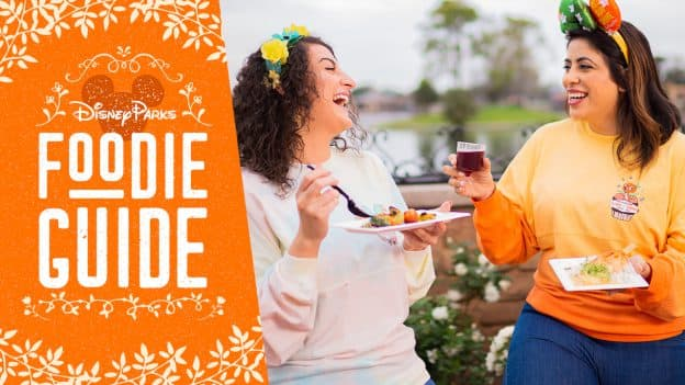 Foodie Guide to the 2020 Epcot International Flower & Garden Festival
