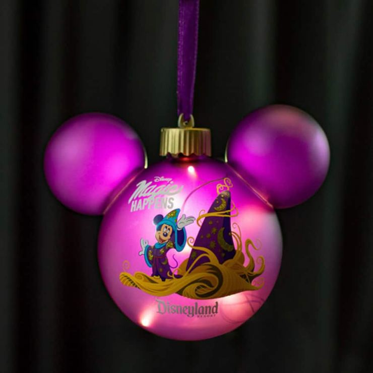 """Magic Happens"" ornament"