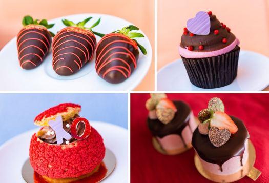 Valentine's Season Offerings across Walt Disney World Resort