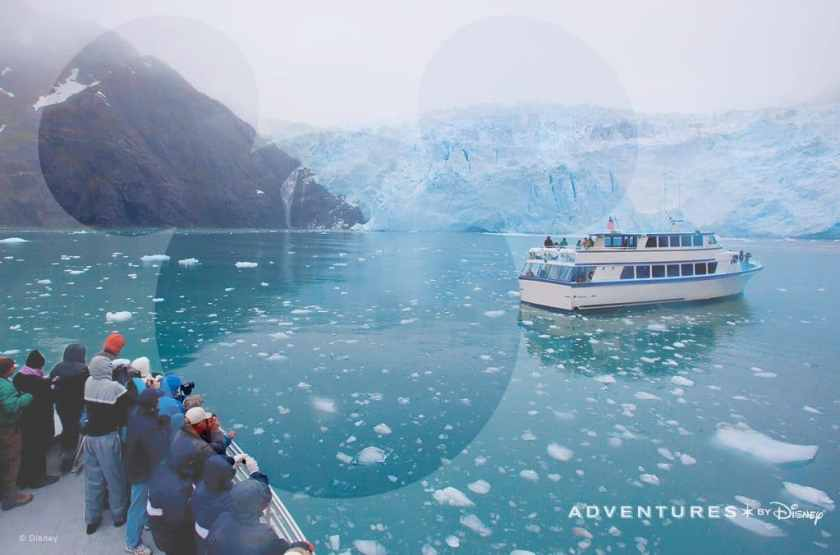 Adventures by Disney Alaska - Fondo virtual