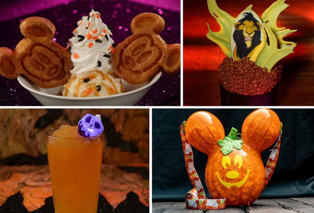 Fall treats at Magic Kingdom