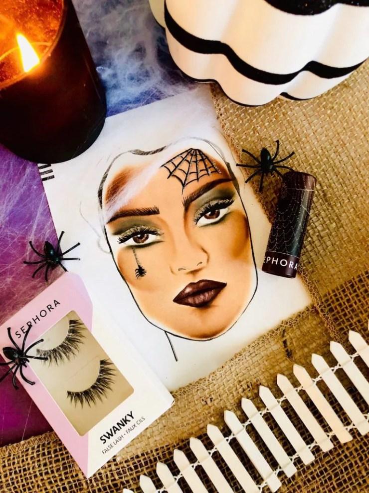 Halloween looks from Sephora