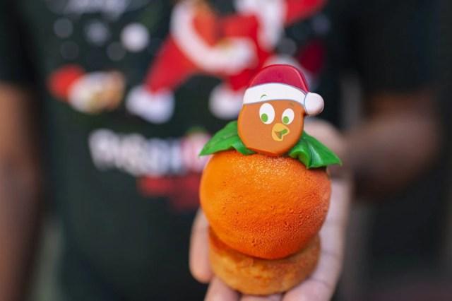 An Orange Bird Christmas at Magic Kingdom Park
