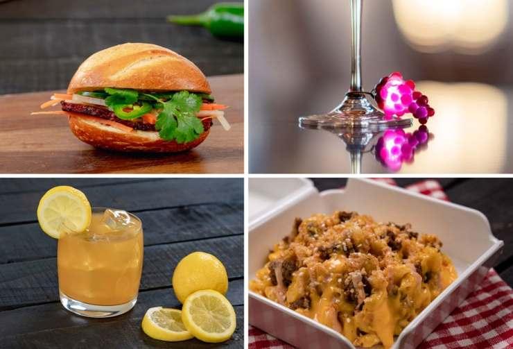 LA Style Food Items
