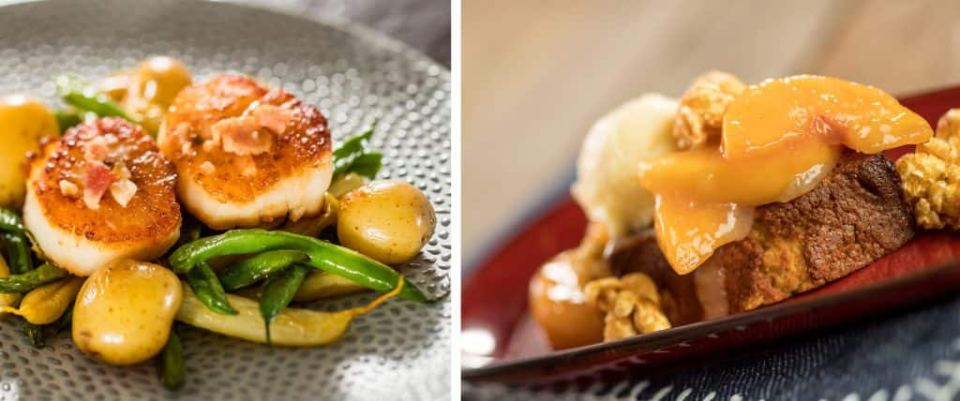Northern Bloom dishes