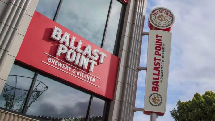 Ballast Point Brewing Co. at Downtown Disney District