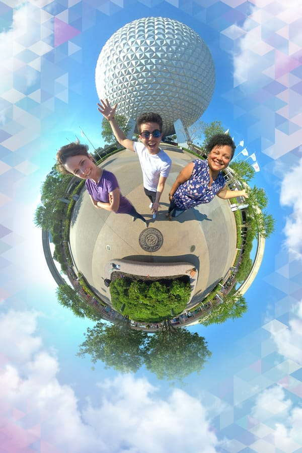 New Tiny World Magic Shot Now Available at EPCOT