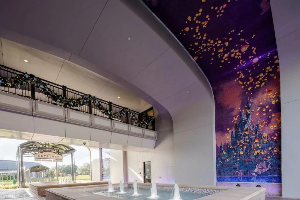 Disney's Riviera Resort Mosaics