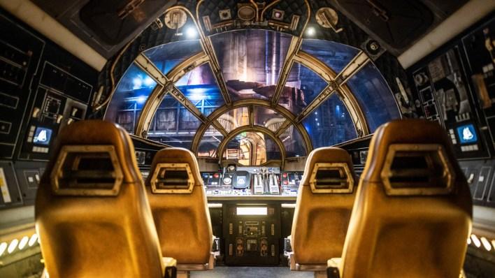 Image result for Millennium Falcon: Smugglers Run, Disneyland Resort, CA, US