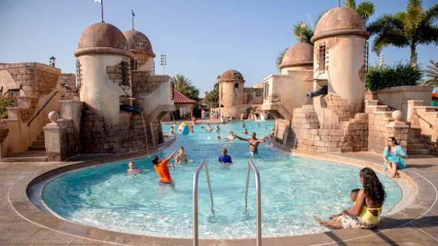 Pools at Disney's Caribbean Beach Resort | Walt Disney World Resort