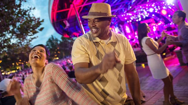 Get Ready for the Garden Rocks Concert Series at Epcot