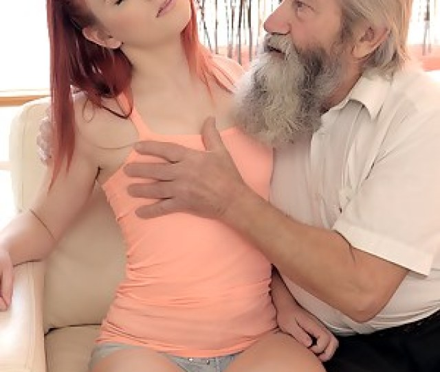 Old Man And Girl Pictures
