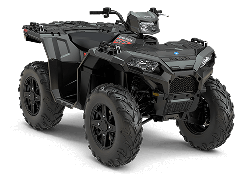 2018 Polaris Sportsman 850 ATV | Polaris Sportsman