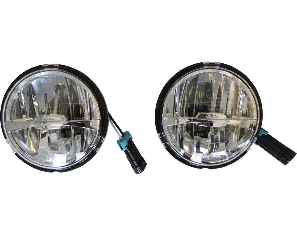 Pathfinder Led Driving Lights Indian Motorcycle