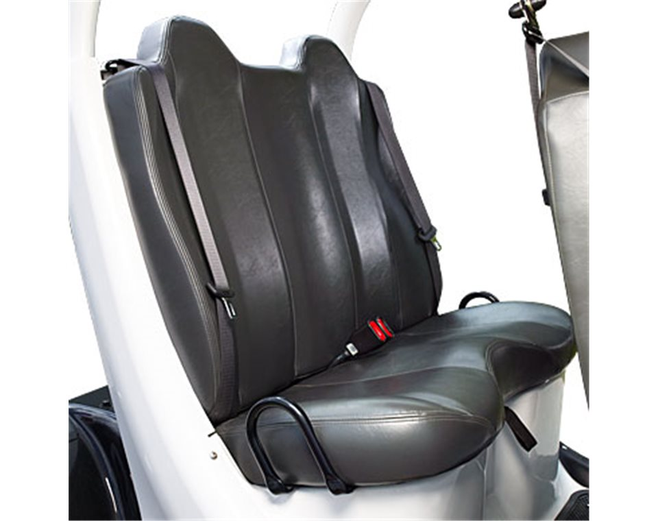 Back Bench Seat Cover Replacement Vinyl Slip Polaris Gem