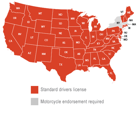 License Requirements By State Polaris