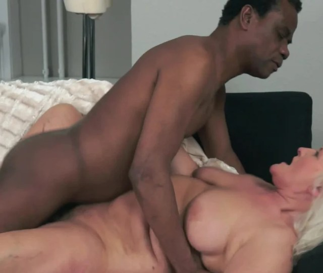 A Granny That Loves Black Cock Is Having Interracial Sex Here Pornid Xxx