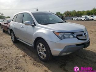 ACURA MDX 2008 FOR SALE CONTACT 09060118688